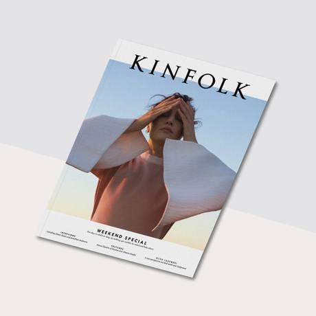 KINFOLK, die Minimalismus-Stilbibel
