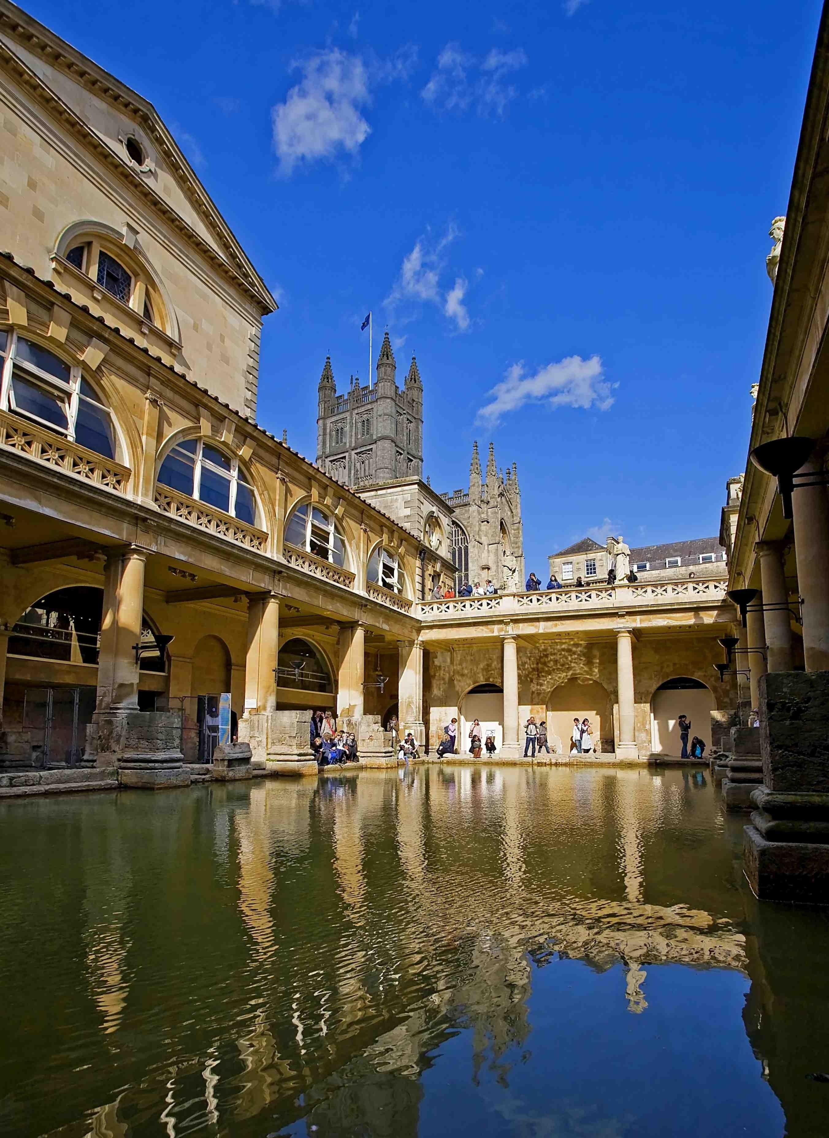 Bath: Die Perle im Westen Englands