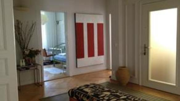 Flat share in 5.5 room Art Nouveau apt in ZH-Hottingen