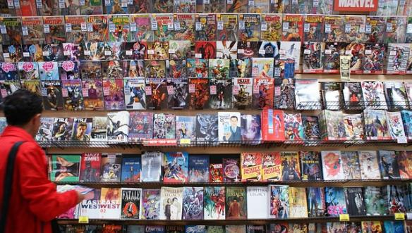 Good to know: One Comic Shop, Six Questions: Analph