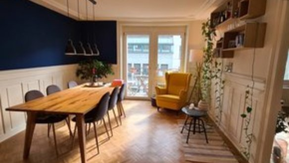 Subtenant for apartment in district 4 wanted!