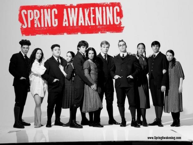 SPRING AWAKENING - The rock musical | Drama in Zurich (EN